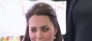 Kate Middleton Side Eye Shade