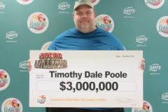Timothy Poole Sex Offender florida lottery winner