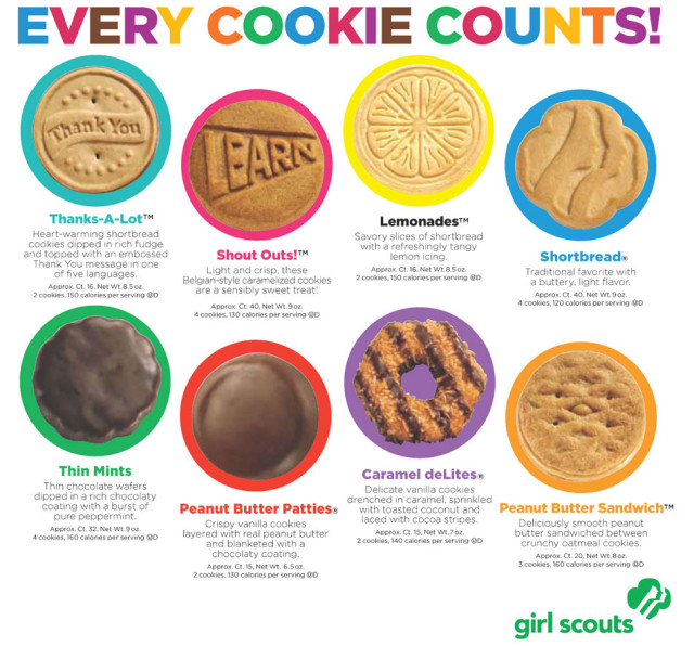you can buy girl scout cookies online now the blemish