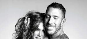 Jennifer Aniston topless in Allure