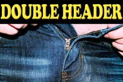 Man with Two Dicks Wrote a Book called Double Header: My Life With Two Penises