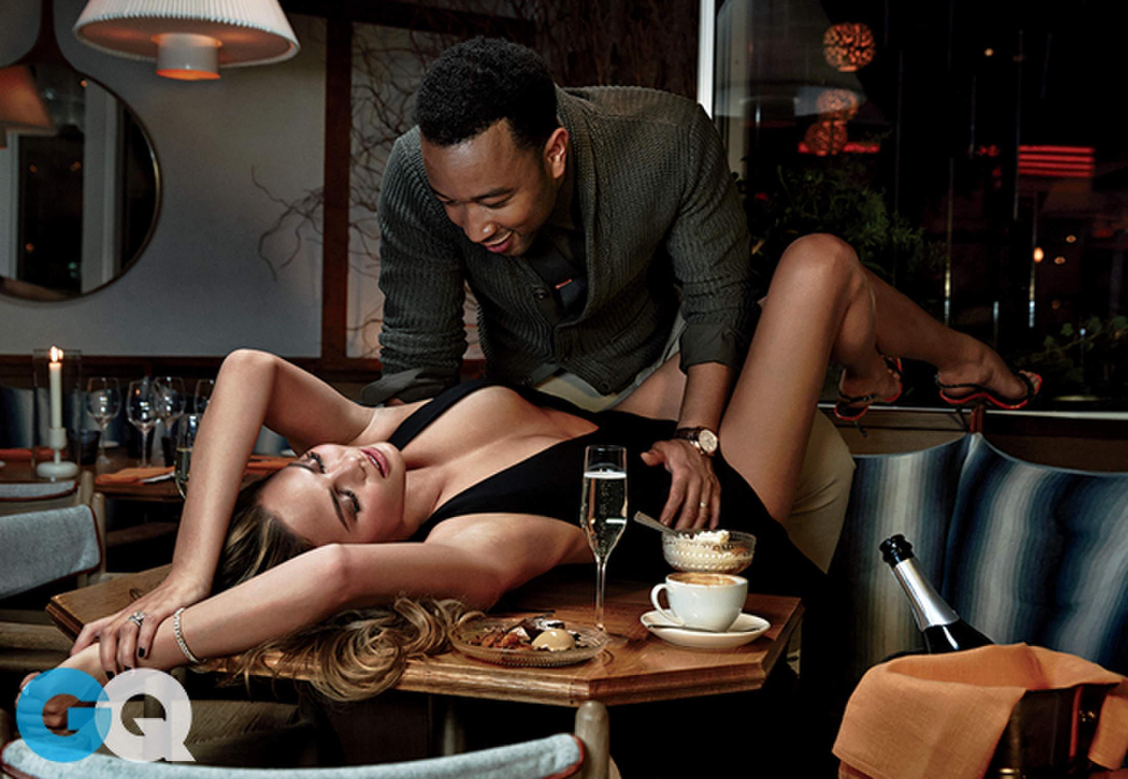 John Legend Sex 12