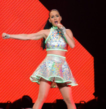 Katy Perry Performing Live In Melbourne