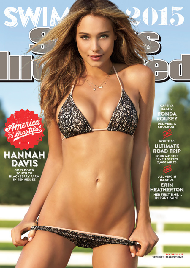 Hannah Davis Sports Illusrated Swimsuit Issue
