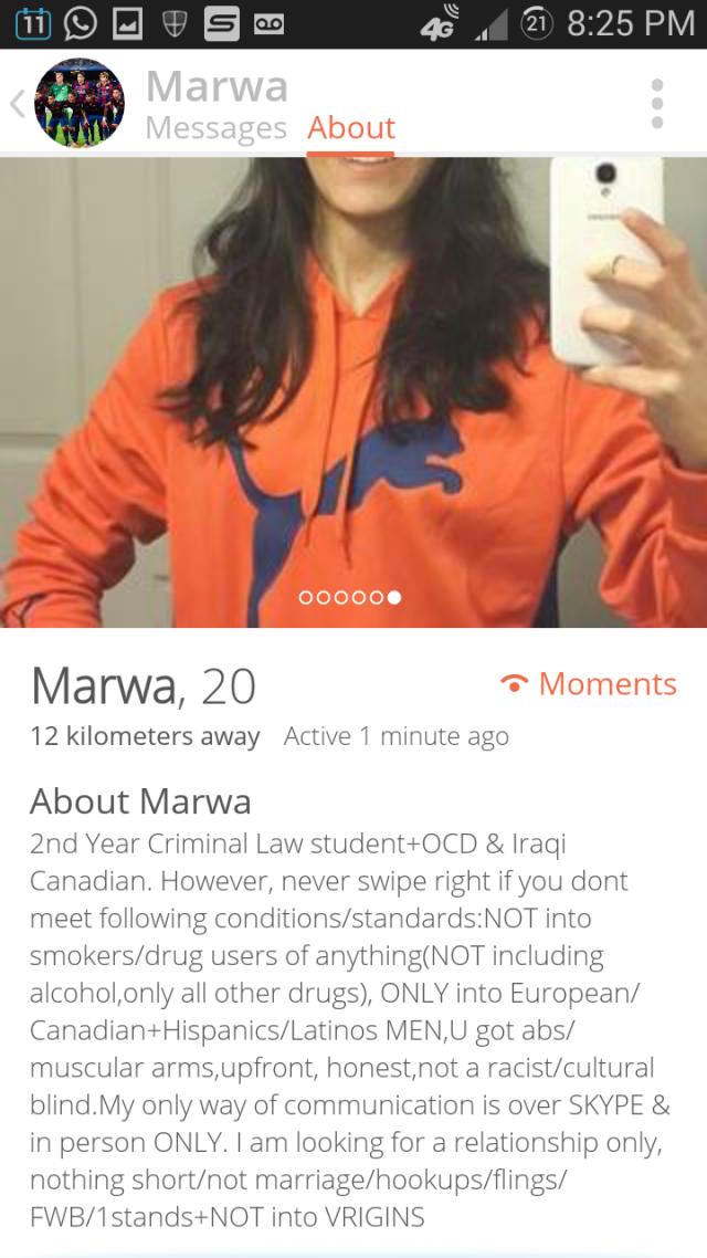 Marwa Tinder Girl 02