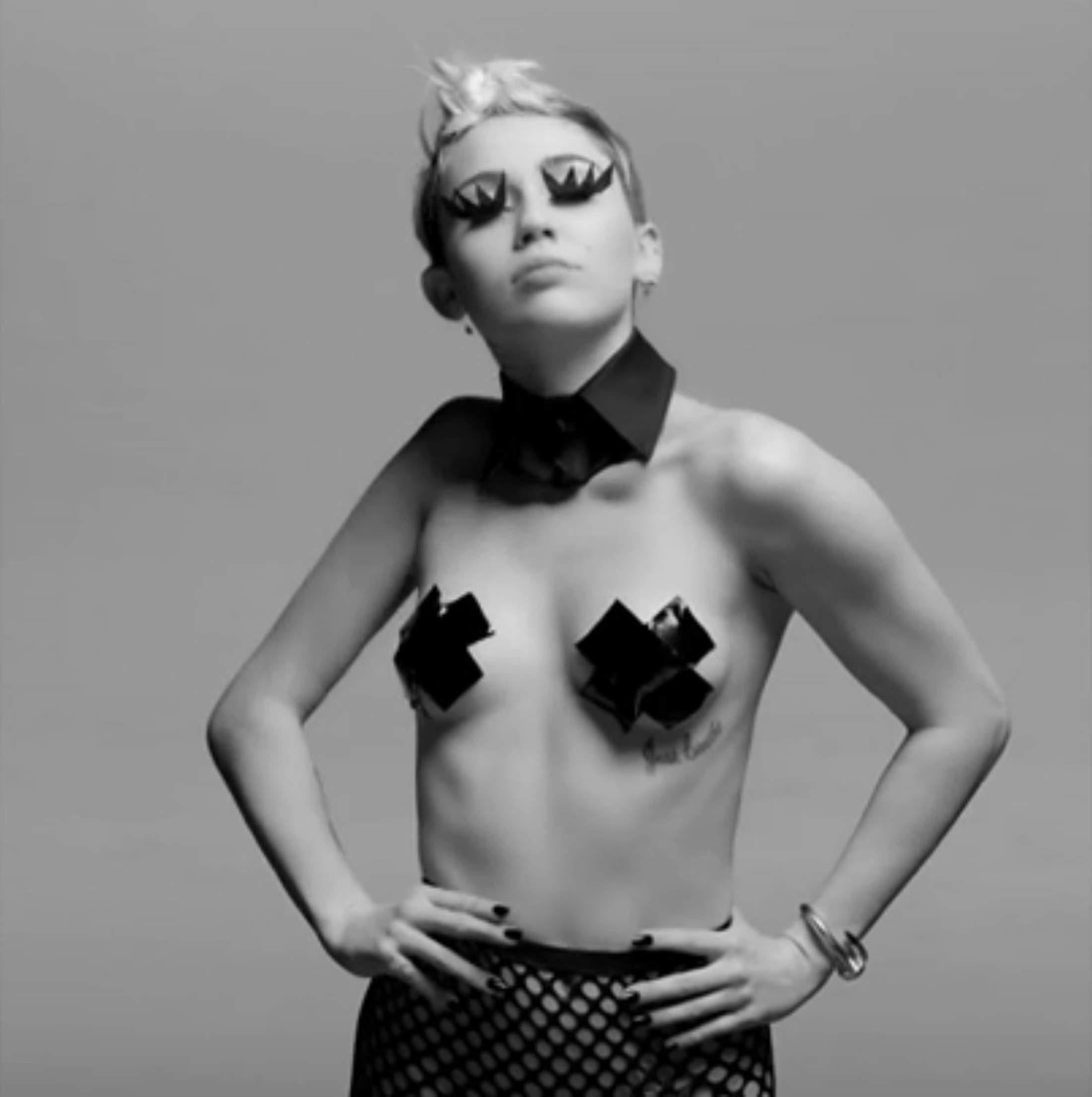 Miley Cyrus video porno -