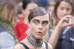 Cara Delevingne Paris Fashion Week Brawl with Naomi Watts