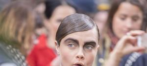 Cara Delevingne Paris Fashion Week Brawl with Naomi Watts