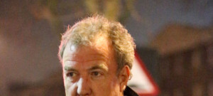 "Exclusive... Suspended ""Top Gear"" Host Jeremy Clarkson Takes In A Soccer Game"