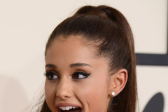 Ariana Grande - 57th GRAMMY Awards - Arrivals
