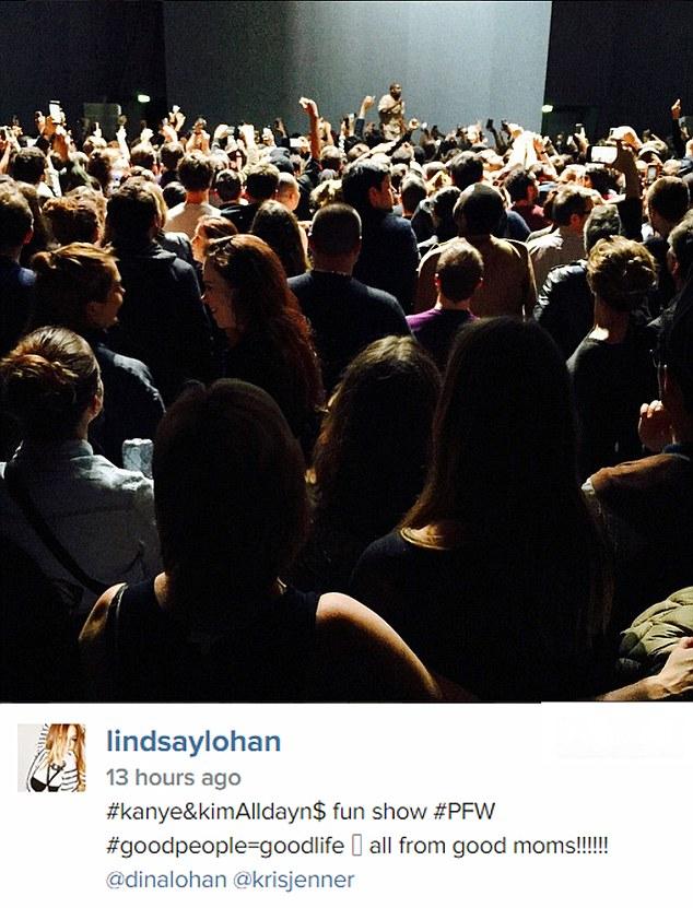 Lindsay Lohan N Word Instagram 01
