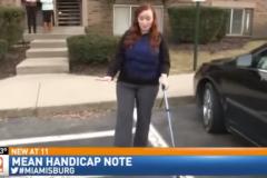 mean handicap note
