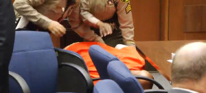 suge knight collapses face first