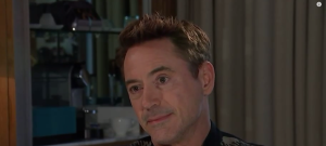 Robert Downey Jr. Walks Out on Interviewer
