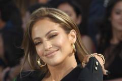 Jennifer Lopez at The 2015 MTV Movie Awards in LA