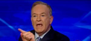 Bill O'Reilly Wife Beater
