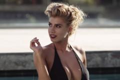 Charlotte McKinney Vanity Fair shoot