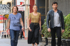 51570729 'American Idol' judges Jennifer Lopez, Keith Urban, and Harry Connick Jr. are seen filming for the 'Hollywood Week' auditions on October 29, 2014 in Los Angeles, California. The 14th season of American Idol is set to premiere on the FOX network on January 14, 2015. FameFlynet, Inc - Beverly Hills, CA, USA - +1 (818) 307-4813