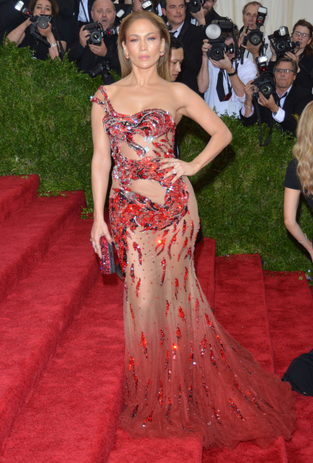 51731231 Celebrities attend the 'China: Through The Looking Glass' Costume Institute Benefit Gala at Metropolitan Museum of Art on May 4, 2015 in New York City, New York. Celebrities attend the 'China: Through The Looking Glass' Costume Institute Benefit Gala at Metropolitan Museum of Art on May 4, 2015 in New York City, New York. Pictured: Jennifer Lopez FameFlynet, Inc - Beverly Hills, CA, USA - +1 (818) 307-4813