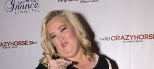 51744417 'Here Comes Honey Boo Boo' star Mama June Shannon arrives and poses with Tonia Ryan at a Crazy Horse Strip Club event in Pompano Beach, Florida on May 16, 2015. FameFlynet, Inc - Beverly Hills, CA, USA - +1 (818) 307-4813