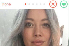Hilary Duff Tinder