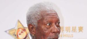 Morgan Freeman Pot Smoker