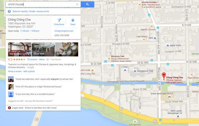 Racial Slur Google Map Search 06