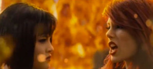 Taylor Swift Selena Gomez Bad Blood Music Video