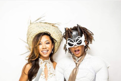 Jaden Smith Arrives at Prom in White Batman Suit