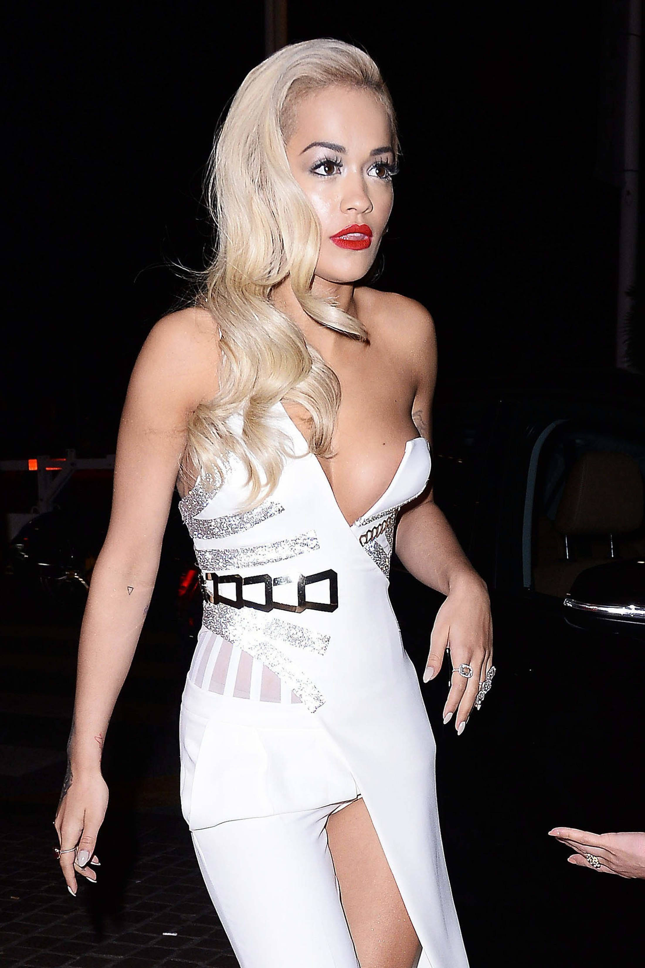 Rita Ora The Singer >> Rita Ora Heads To Her Private Concert In Cannes | 195043 | Photos | The Blemish