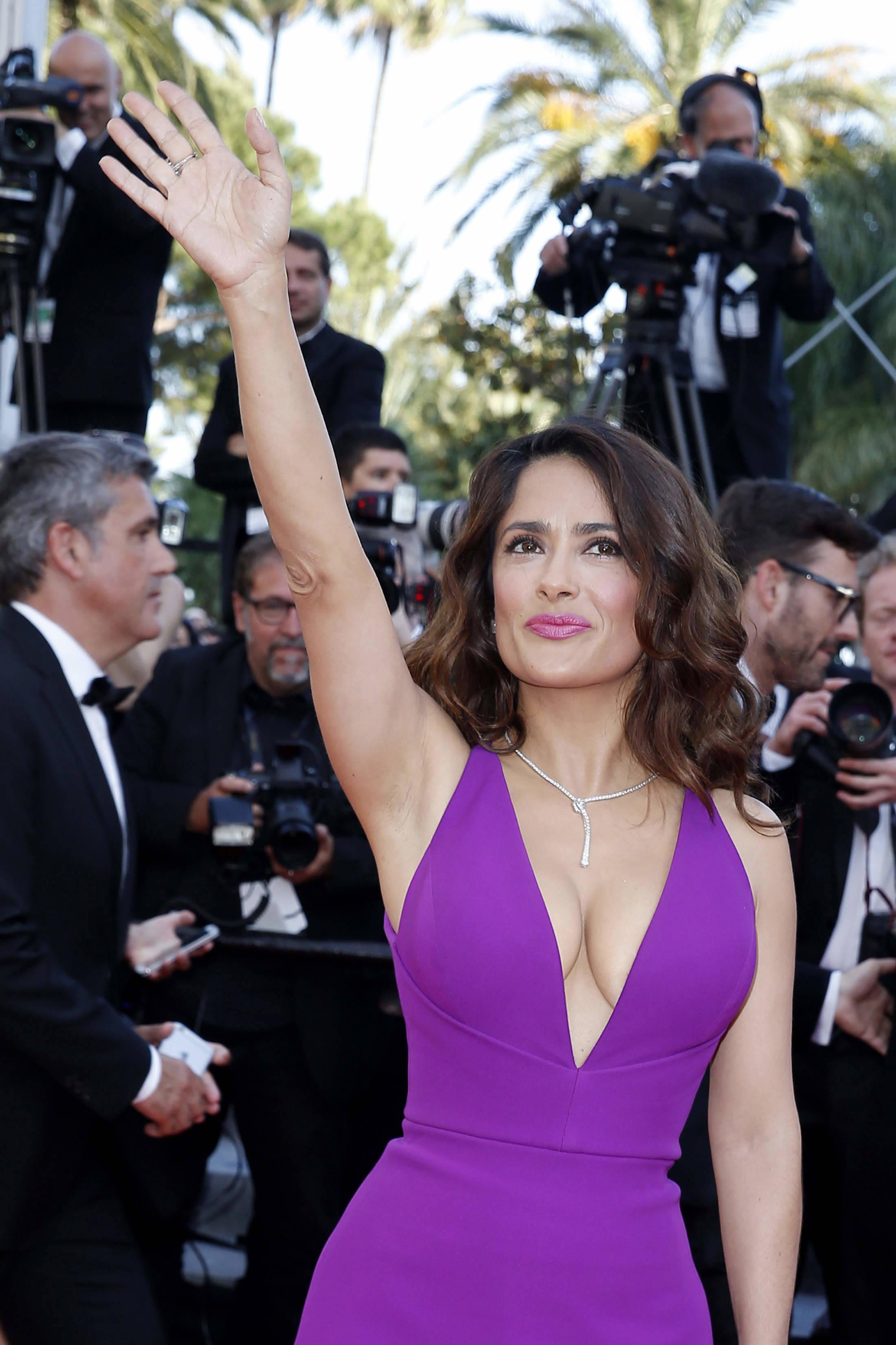 "68th Annual Cannes Film Festival - ""Carol"" Premiere ... Salma Hayek"