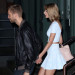 51755315 Couple Taylor Swift and Calvin Harris spotted out for a late night date in New York City, New York on May 26, 2015. Taylor showed off her long legs and toned midriff while out on the date. FameFlynet, Inc - Beverly Hills, CA, USA - +1 (818) 307-4813