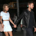 51755319 Couple Taylor Swift and Calvin Harris spotted out for a late night date in New York City, New York on May 26, 2015. Taylor showed off her long legs and toned midriff while out on the date. FameFlynet, Inc - Beverly Hills, CA, USA - +1 (818) 307-4813