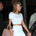 51755321 Couple Taylor Swift and Calvin Harris spotted out for a late night date in New York City, New York on May 26, 2015. Taylor showed off her long legs and toned midriff while out on the date. FameFlynet, Inc - Beverly Hills, CA, USA - +1 (818) 307-4813