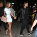 51755325 Couple Taylor Swift and Calvin Harris spotted out for a late night date in New York City, New York on May 26, 2015. Taylor showed off her long legs and toned midriff while out on the date. FameFlynet, Inc - Beverly Hills, CA, USA - +1 (818) 307-4813