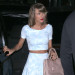 51755329 Couple Taylor Swift and Calvin Harris spotted out for a late night date in New York City, New York on May 26, 2015. Taylor showed off her long legs and toned midriff while out on the date. FameFlynet, Inc - Beverly Hills, CA, USA - +1 (818) 307-4813
