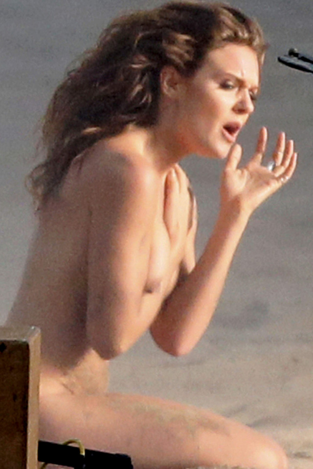 Was Music naked video apologise