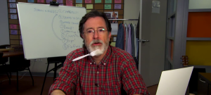 Stephen Colbert The Colbeard