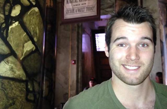 Devon Staples killed by fireworks head