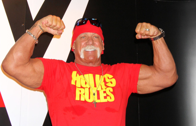 51769629 Celebrities at the 2015 Licensing Expo at the Mandalay Bay Convention Center in Las Vegas, Nevada on June 10, 2015. Celebrities at the 2015 Licensing Expo at the Mandalay Bay Convention Center in Las Vegas, Nevada on June 10, 2015.  Pictured: Hulk Hogan FameFlynet, Inc - Beverly Hills, CA, USA - +1 (818) 307-4813