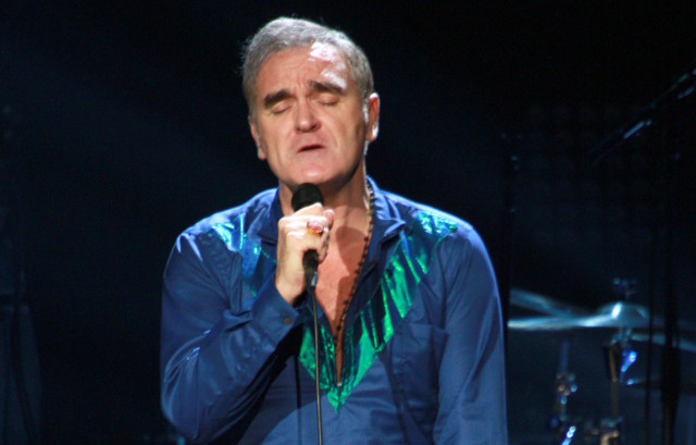 51778402 Singer Morrissey performs at the Academy of Music in Philadelphia, Pennsylvania on June 20, 2015. FameFlynet, Inc - Beverly Hills, CA, USA - +1 (818) 307-4813