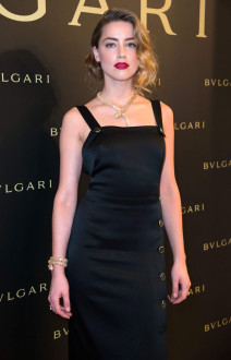 51792849 Celebrities attend the Bulgari Party as part of Paris Fashion Week Haute Couture Fall/Winter 2015/2016 on July 7, 2015 in Paris, France. Celebrities attend the Bulgari Party as part of Paris Fashion Week Haute Couture Fall/Winter 2015/2016 on July 7, 2015 in Paris, France.  Pictured: Amber Heard FameFlynet, Inc - Beverly Hills, CA, USA - +1 (818) 307-4813 RESTRICTIONS APPLY: USA/AUSTRALIA ONLY