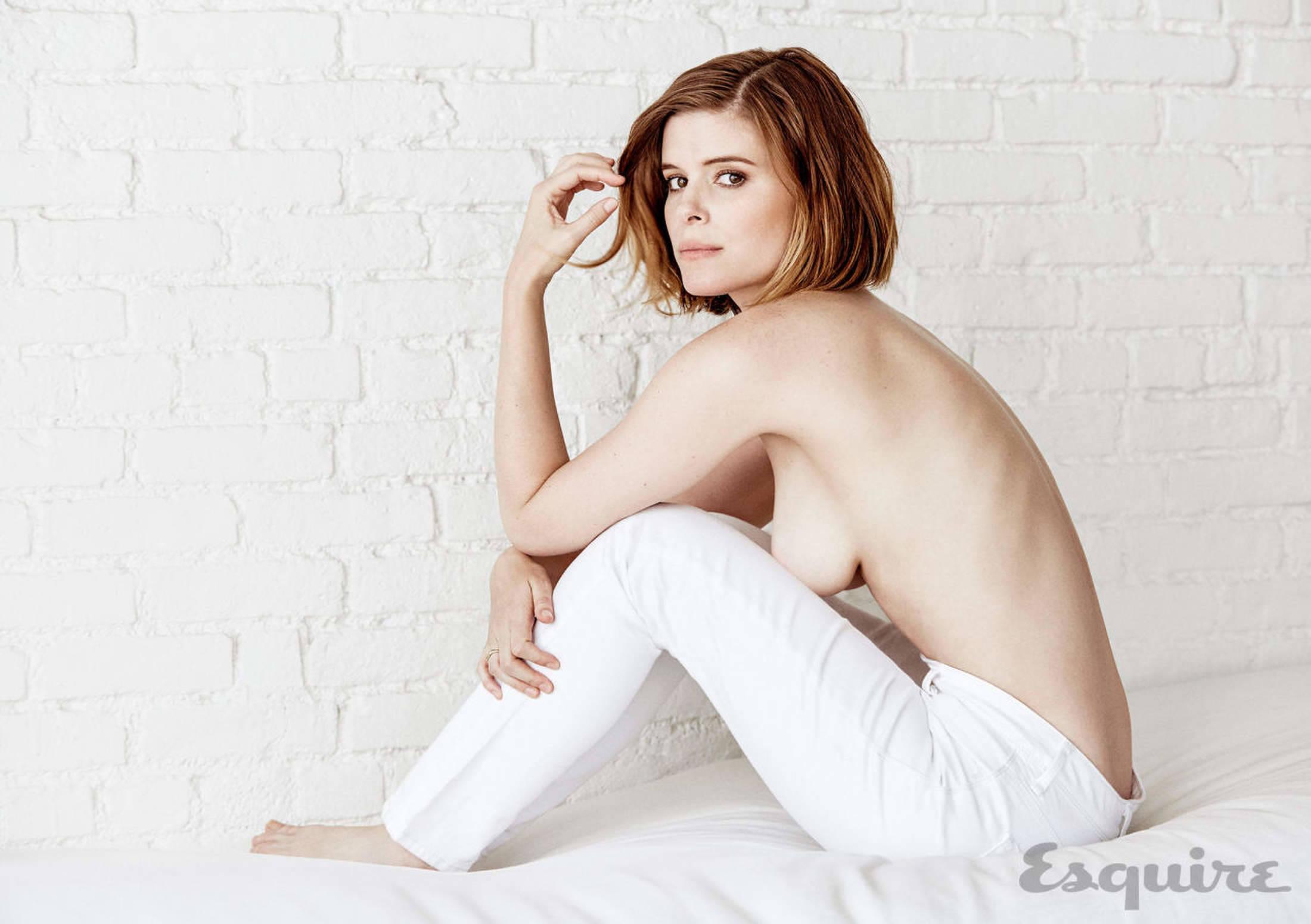 Topless Kate Mara nude photos 2019