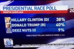 Deez Nuts President Screenshot