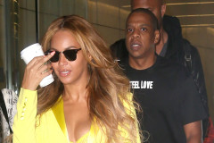 51749395 Couple Beyonce Knowles and husband Jay-Z spotted out and about in New York City, New York on May 20, 2015. Beyonce and Jay-Z have posted bail protesters arrested in recent police brutality demonstrations. FameFlynet, Inc - Beverly Hills, CA, USA - +1 (818) 307-4813