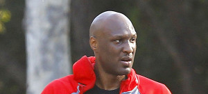 51665147 NBA star Lamar Odom works up a sweat on a hike at Fryman Canyon Park in Studio City, California on February 25, 2015. Rumors are swirling that Lamar is secretly seeing his ex Khloe Kardashian and that Khloe is hiding her forbidden romance from her family. FameFlynet, Inc - Beverly Hills, CA, USA - +1 (818) 307-4813