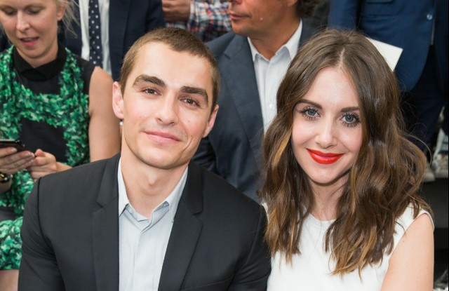 51784099 Celebrities attend the Dior Menswear Spring/Summer 2016 show as part of Paris Fashion Week on June 27, 2015 in Paris, France. Celebrities attend the Dior Menswear Spring/Summer 2016 show as part of Paris Fashion Week on June 27, 2015 in Paris, France. Pictured: Dave Franco, Alison Brie FameFlynet, Inc - Beverly Hills, CA, USA - +1 (818) 307-4813 RESTRICTIONS APPLY: USA ONLY