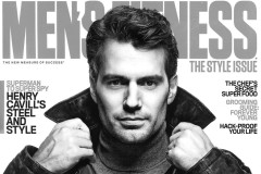 Henry Cavill Men's Fitness September 2015