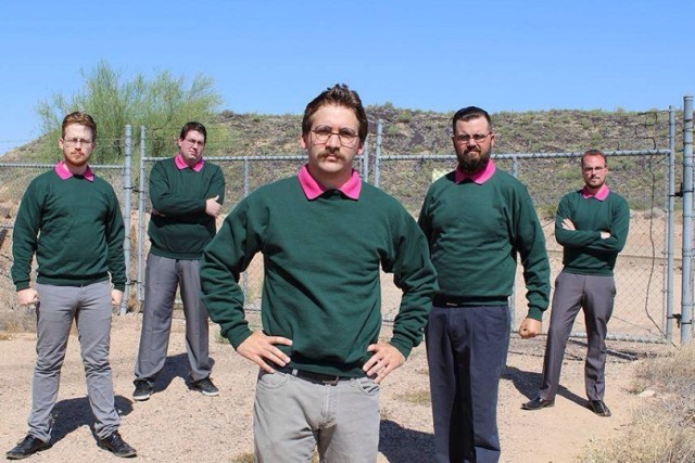 Okilly Dokilly Ned Flanders Themed Band