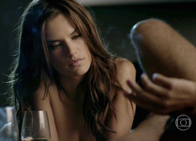 Nude Videos Of Alessandra Ambrosio To Do Sex 81